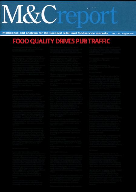 Food Quality